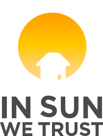 logo in sun we trust